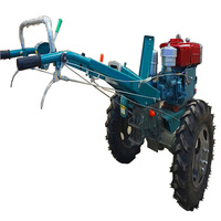 QLN 12 hp small Chinese mini hand garden tractor in Pakistan
