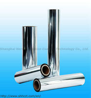High Gloss Metalized PET Film with Aluminum