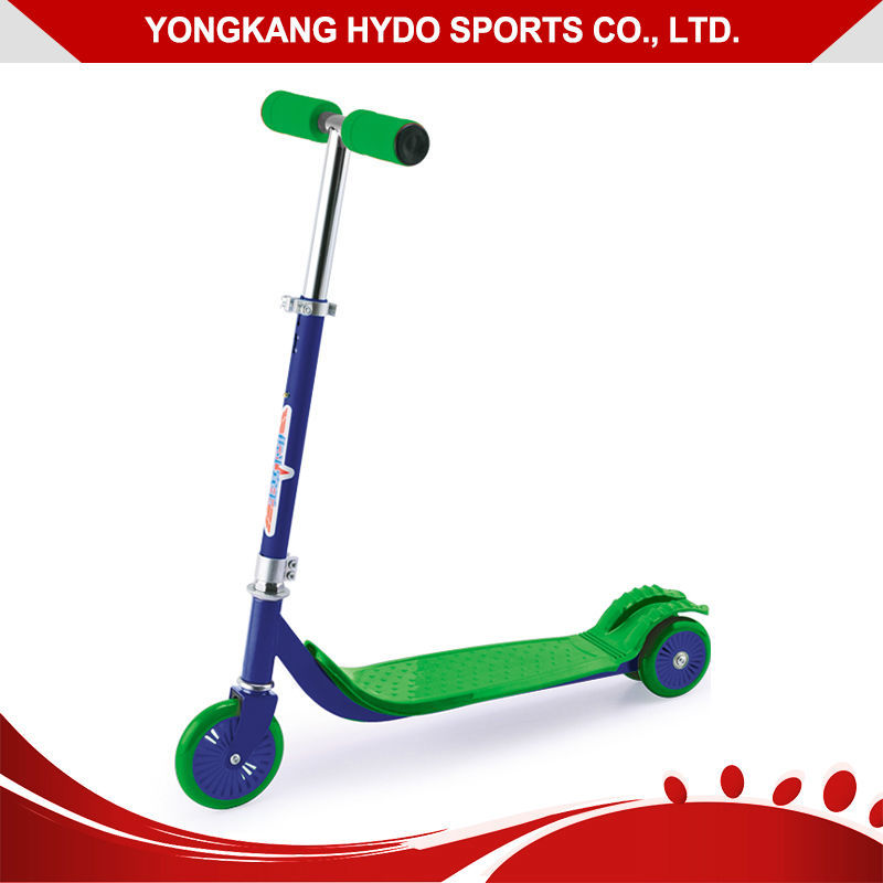 Kid Big Hot Sale 125Mm 100Mm Scooter For 2 Year Olds