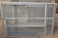 hot dipped galvanized Metal dog house 2.8-5mm wire diameter