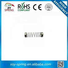 High-temperature steel double packed huge compression springs