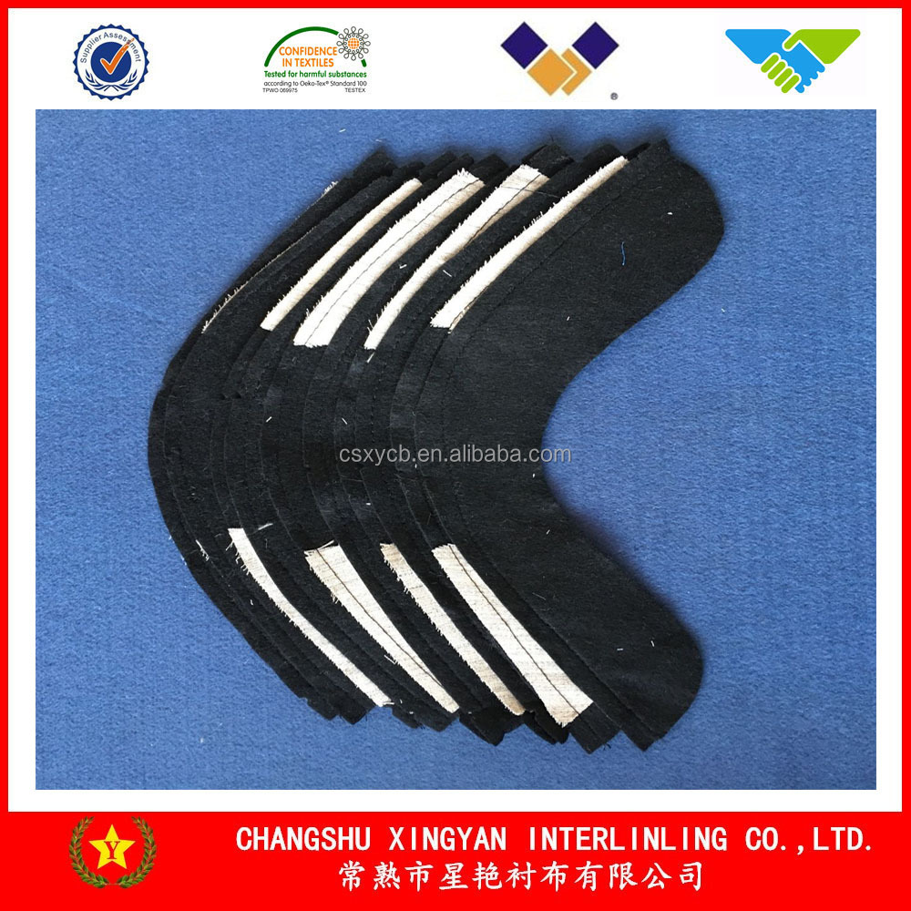 polyester armhole Strips fabric sleeve connection manufacturer china low price