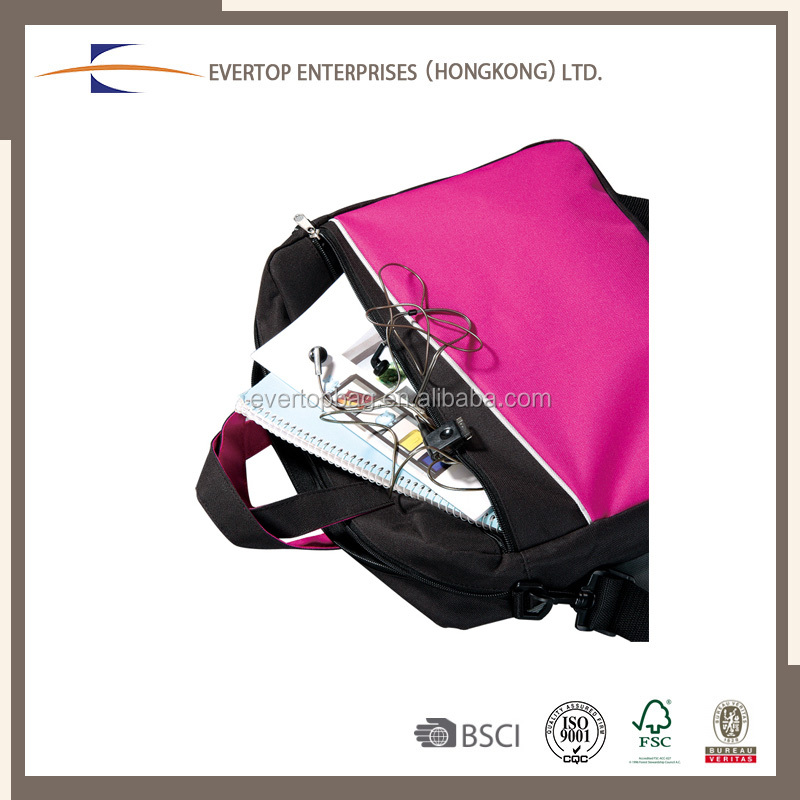 Promotional Washable Shoulder Laptop Bag
