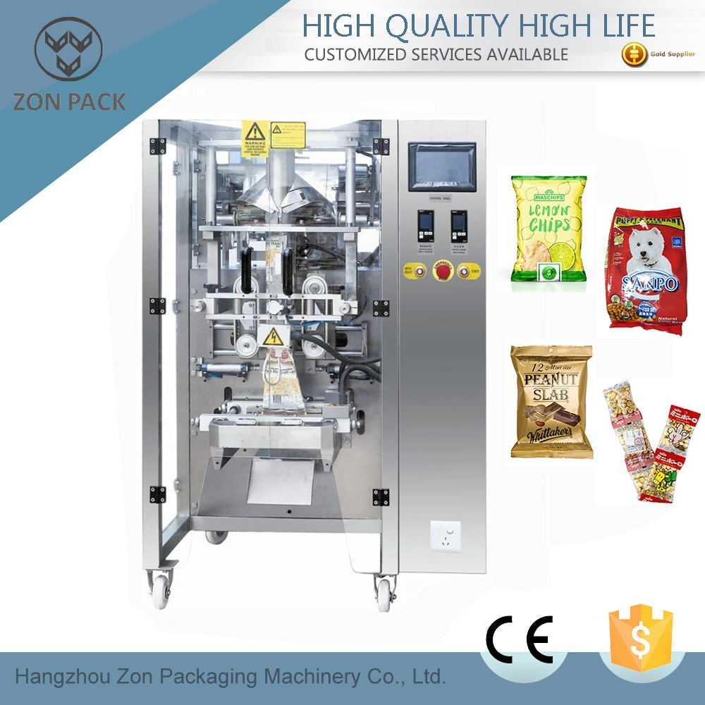 Automatic packing machine for food industry