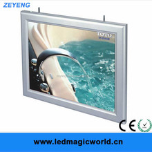 advertising snap frame backlit led chinese picture frames
