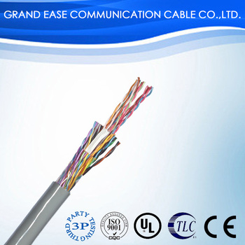 UL certified UTP cat5e LAN network cable