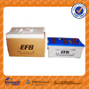 Guanghzhou battery factory price 200ah Saudi Arabia market truck batteries wholesale 24v battery