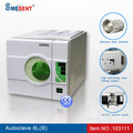 Dental Autoclave Sterilization Equipment 8L B Class