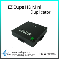 EZ Dupe Portable HD Mini 1 to 2 targets port Hard Disk Duplicator - HDD