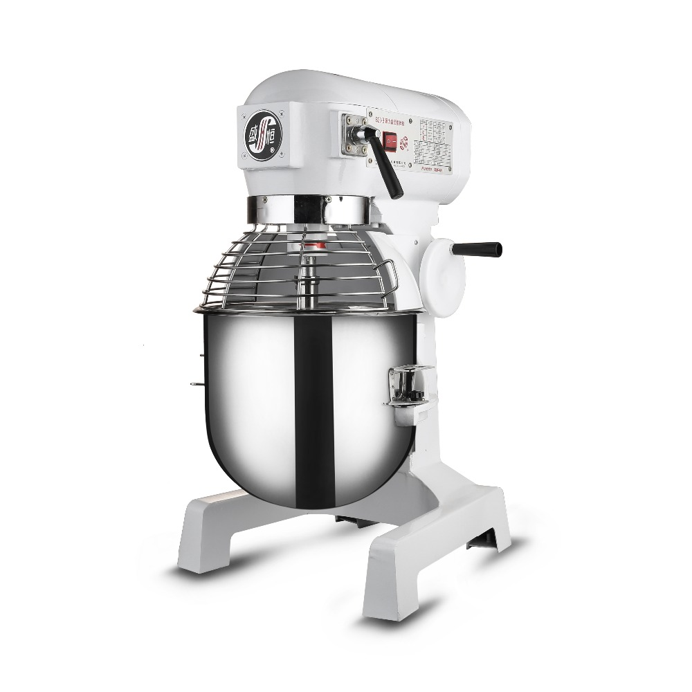 Wholesale B10 Stainless Steel 10L Electric Cake Mixer