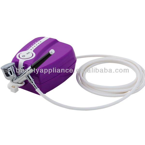 China airbrush with mini diaphragm compressor 60003