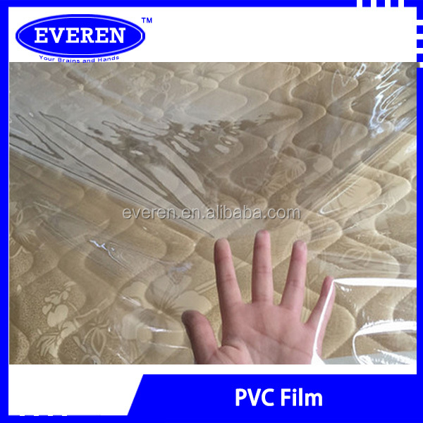 rolls rigid pvc film/ transparent white inkjet printable pvc plastic sheet