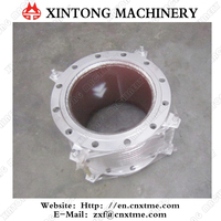 high temperature flange stainless steel metal bellows expansion joint