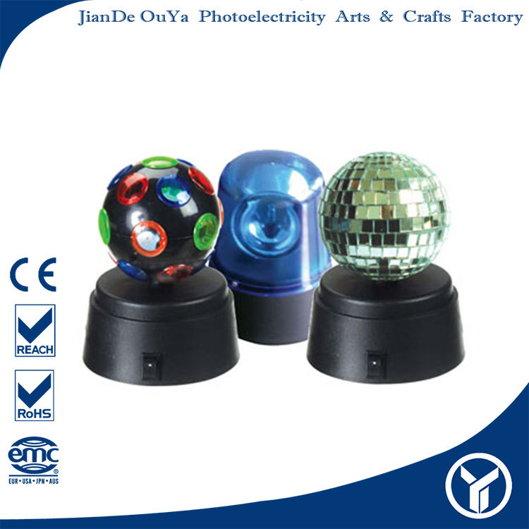 christmas party show mini disco ball light