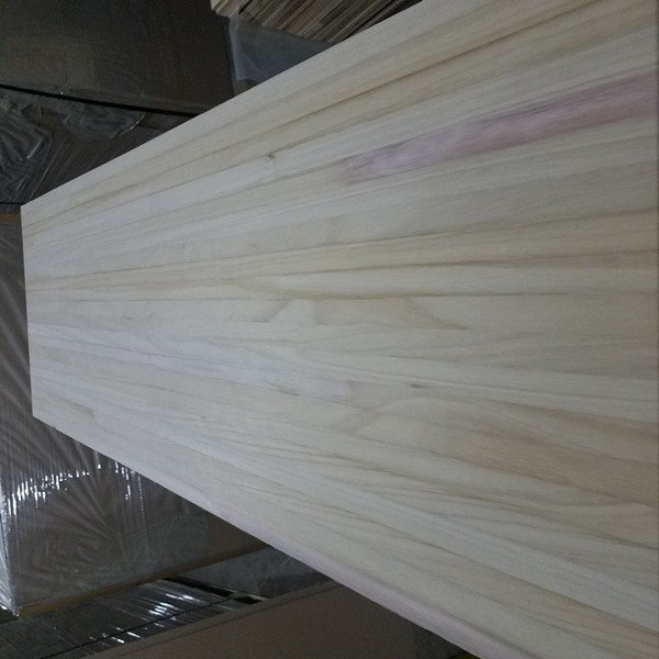 paulownia wood board for ski snowboard core