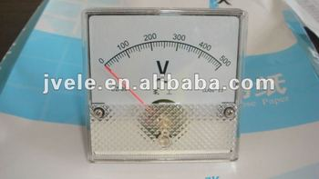 TO supply voltmeter