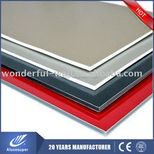 PVDF Aluminum Composite Panel for curtain wall (ACP)