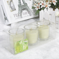 For any Season Upscale Natural Strong Smell Romantic Candles