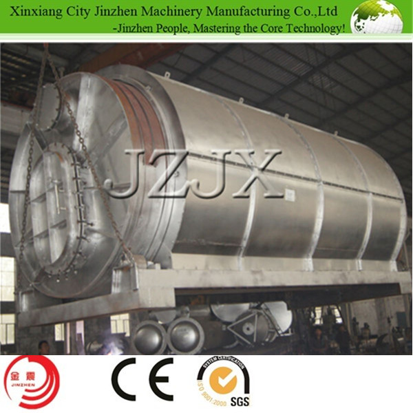 product type waste paper recycling plant From China