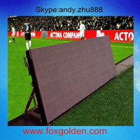 china xxx image xxx shenzhen 16x16 good price 1R1G1B p10 high resolution red color led display module