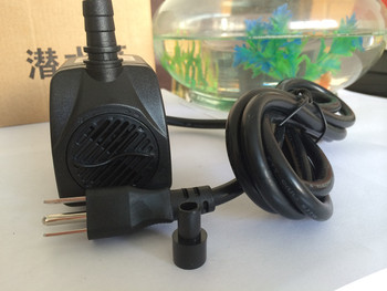 Aquarium Submersible Air Water Pump Fish Tank 800L/H 15W Pond Fountain
