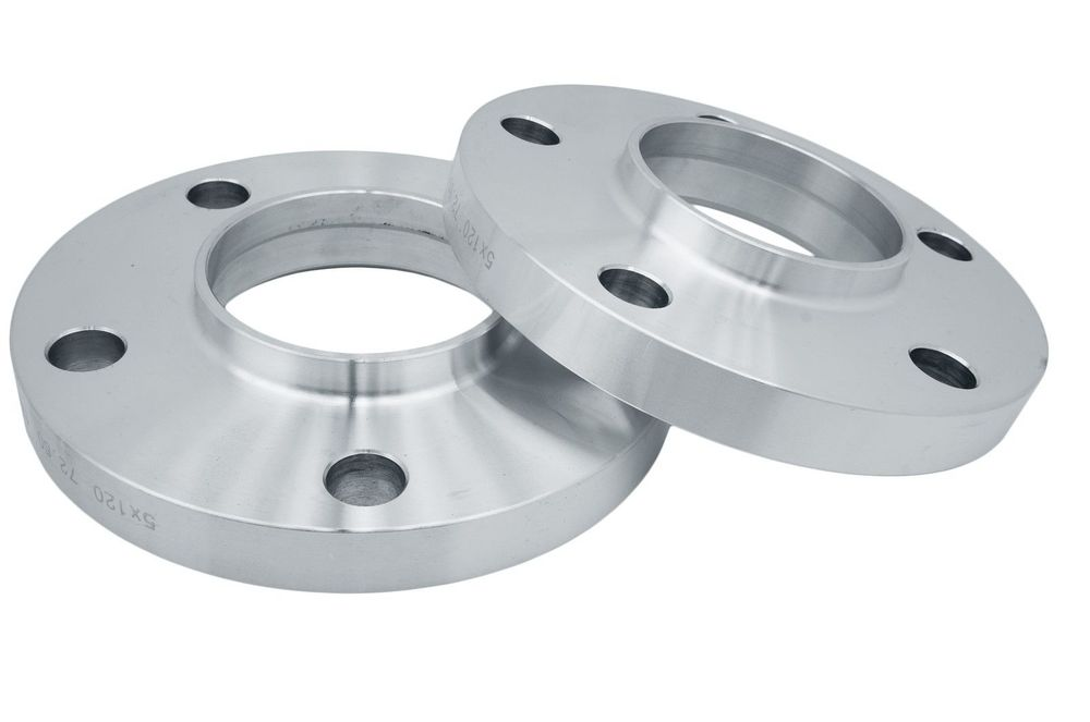 Aluminium Hub Centric Wheel Spacers 5x120