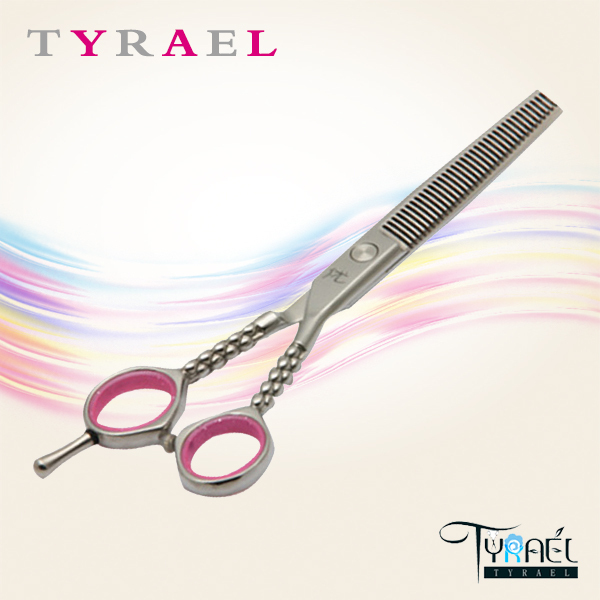 blade shear sharpener best thinning shears titanium color coated barber scissors with sharp blade