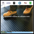 Circular Pattern Rubber Matting Round Button Rubber Roll