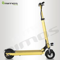 Yes foldable 350w balance moped scooter 2 wheel adult electric bike for sale