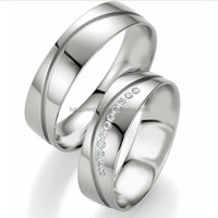 cnc jewelry machine wedding ring stainless steel infinity rings