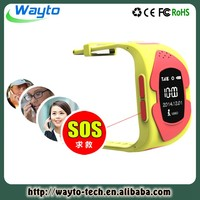 Smart Watch For Iphone With Sos Emergency Call Gps Tracker
