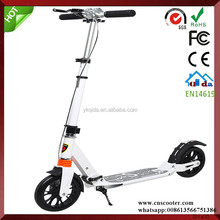 Aluminium alloy town rider 125 mm Wheel Kick pro Scooter For teengers