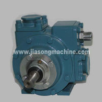 Blackmer rotary vane pump for transmission of petrochemical, gasoline, diesel, biofuel and solvent