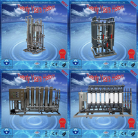 Mineral Water Treatment Plant 250L~100T liters/hour