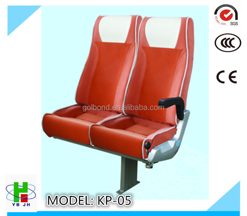 Fire Retardant Marine Passenger Seats for High Speed Passenger Ferry yacht Craft with IMO certificate