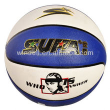 Wholesale nice looking mini pu basketball for giveaway