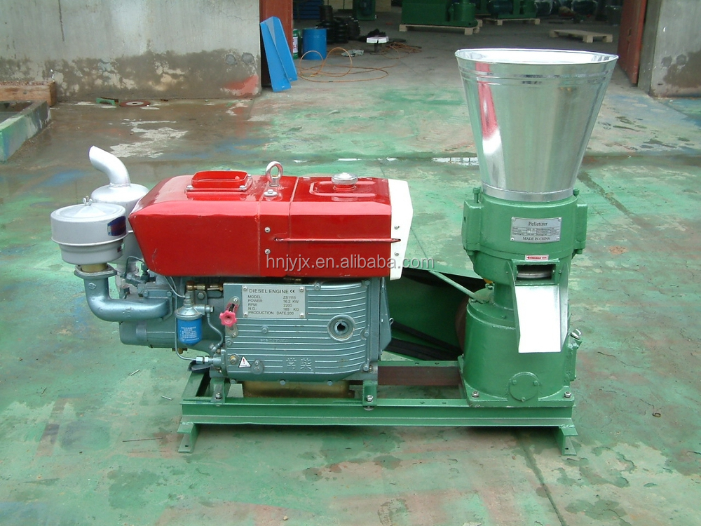 ZLSP-S 200A pellet machine with palm trees and shell pellet mill for energy sources