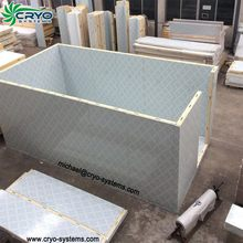 cold room warehouse insulation sandwich floor panel price pu sandwich panels for cold room walls panels