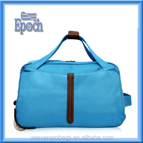 New year newest trolley bag, luggage backpack with Social Audit SA8000