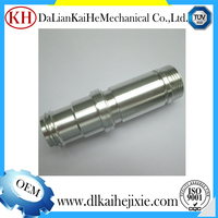 Metal component OEM different type high demend stainless steel precise car turning parts