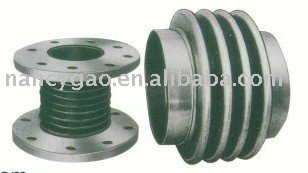 Z type bellows S.S. expansion joints (Threaded & flanged)