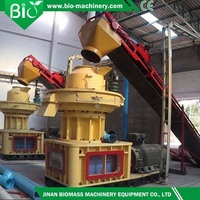 6mm and 8mm pellets,manufacturer Wood pellet Production line
