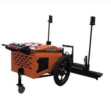 cement concrete road laser paver