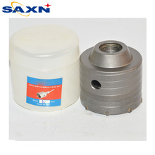 SAXN 2018 SDS Plus Shank Hole Saw Cutter Concrete Stone Wall Drill Bit