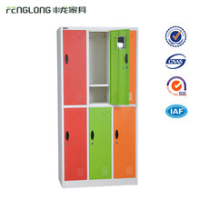 waterproof KD structure and practical latest technology steel wardrobe system