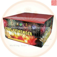 138s cake special effects consumer fireworks