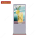 49 inch Ir touch screen floor stand indoor lcd digital signage display for promotion wholesale