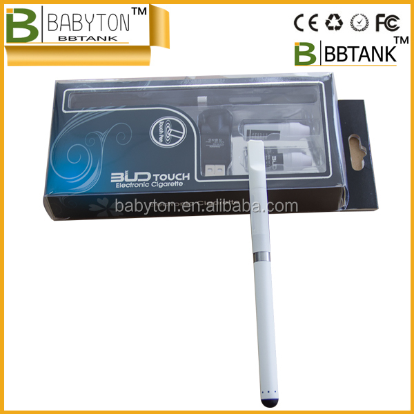 Babyton tech slim mini pen style bud touch pen e cig wholesale China