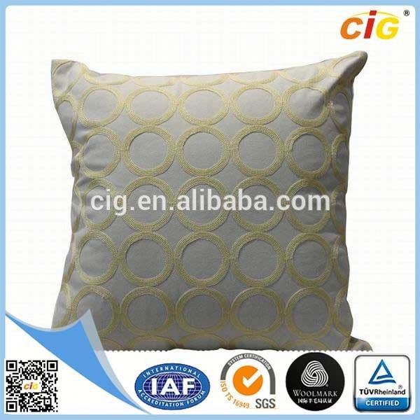 Factory Price Comfortable plastic cushion covers