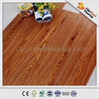 sports floor roll look like wood surface, pvc vinyl plank oak color
